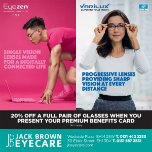 Jack Brown Eyecare