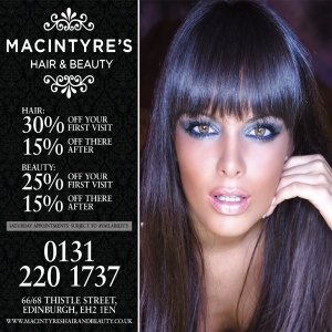 Macintyres Hair & Beauty