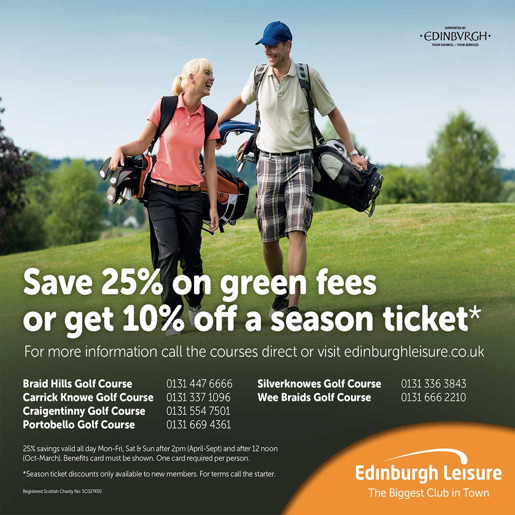Edinburgh Leisure Golf