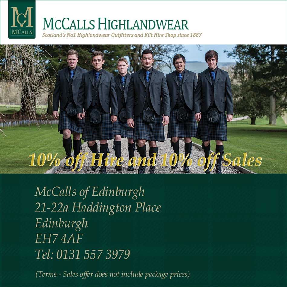 Mc Calls Highlandwear