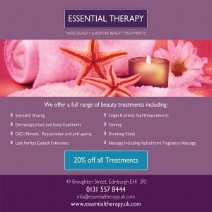 Essential Therapy Edinburgh