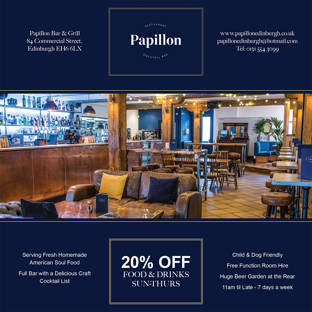 Papillon Restaurant & Cocktail Bar