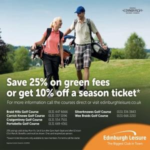 Edinburgh Leisure Golf