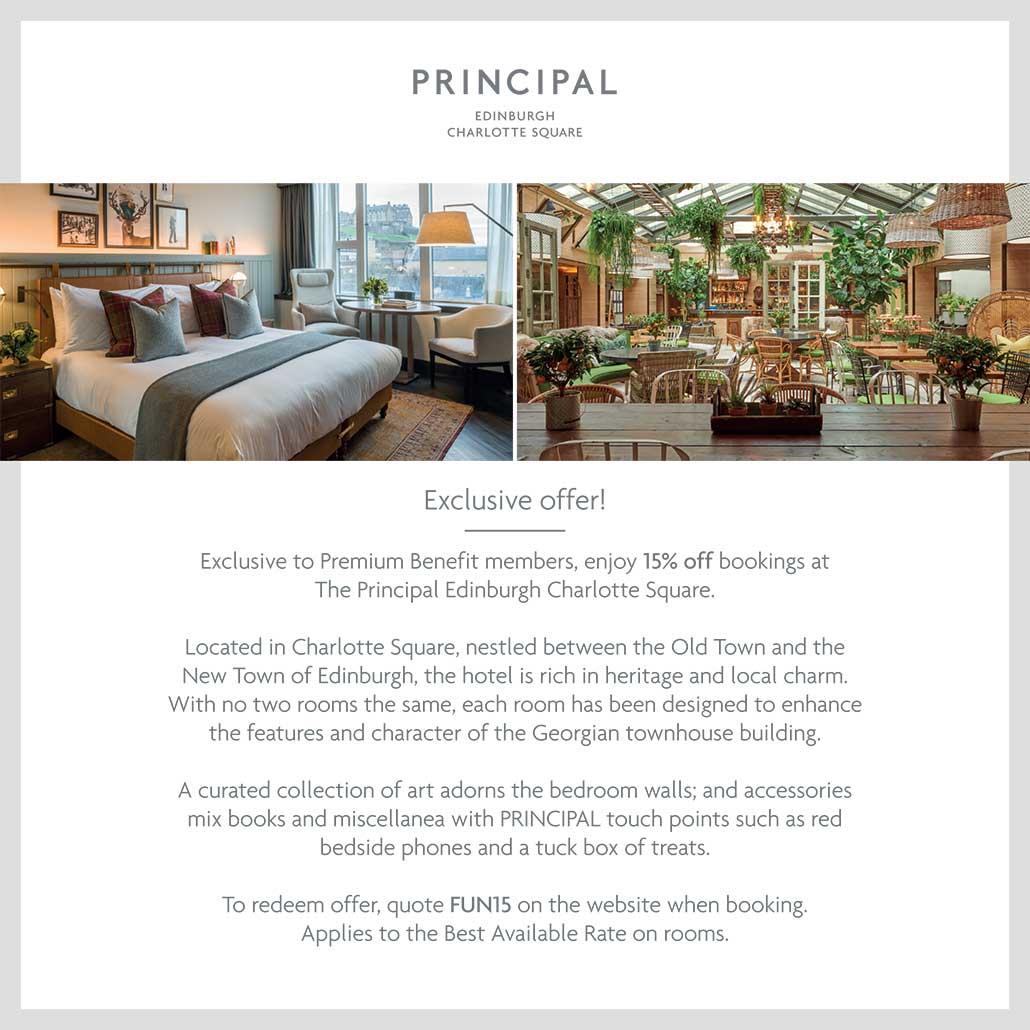 Principal Hotel Edinburgh